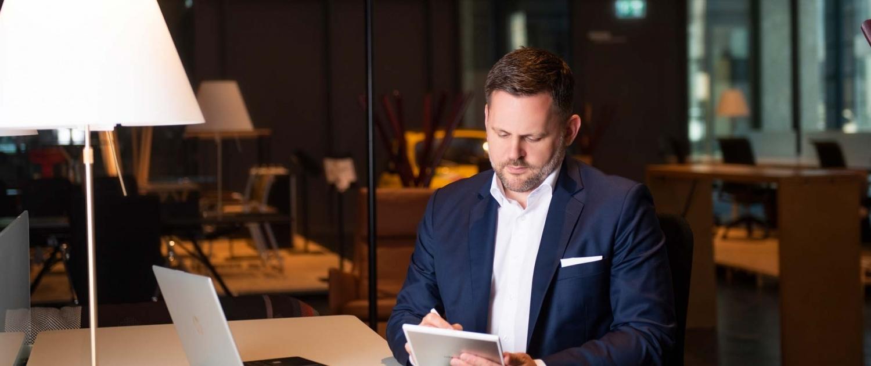 Projekt CFO, virtueller & Interim CFO Christian Ahr